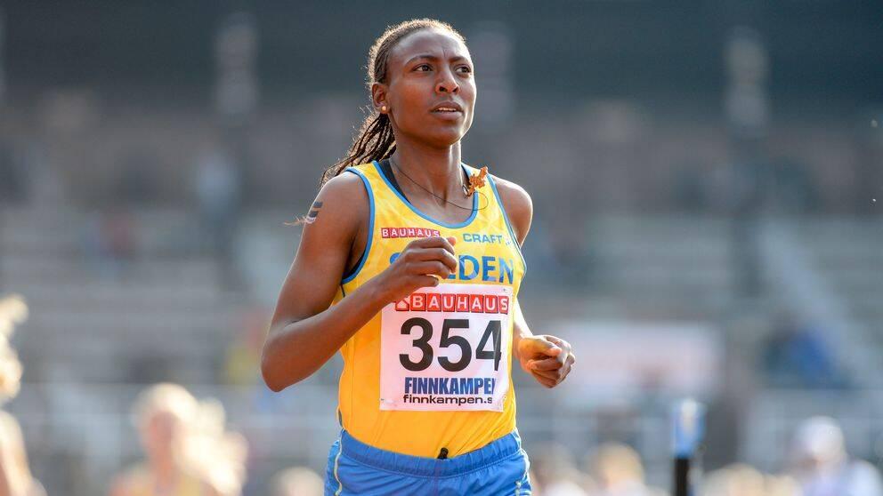 Abeba Aregawi.
