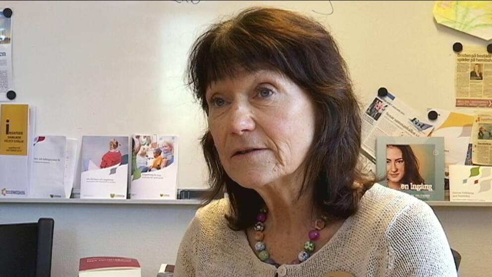 Anita Lhådö, socialchef i Linköpings kommun.