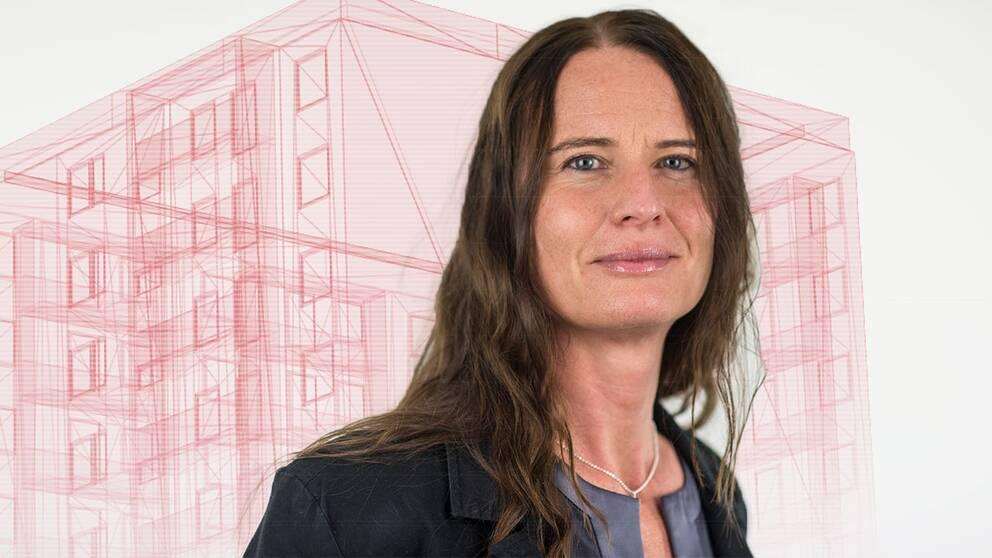 Margaretha Eriksson, nyhetschef SVT Nyheter.