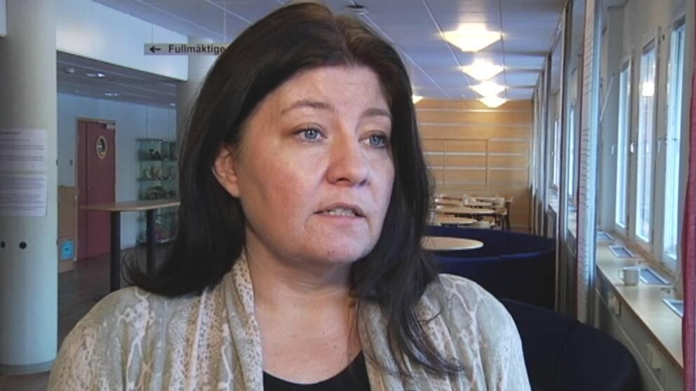 Helena Proos, kommunalråd Enköping
