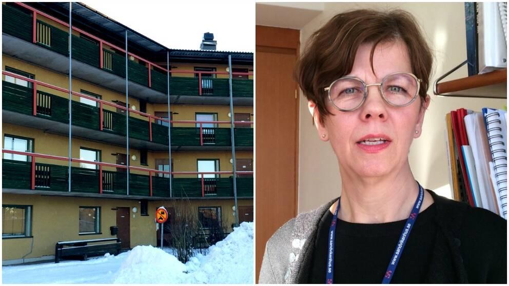 Helena Tullius, stadsarkitekt, Sandviken.