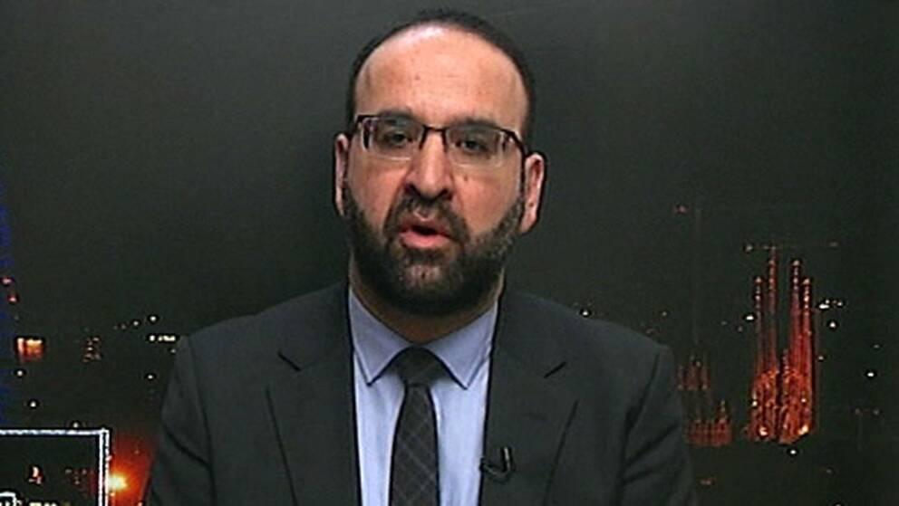 Bostadsminister Mehmet Kaplan (MP)