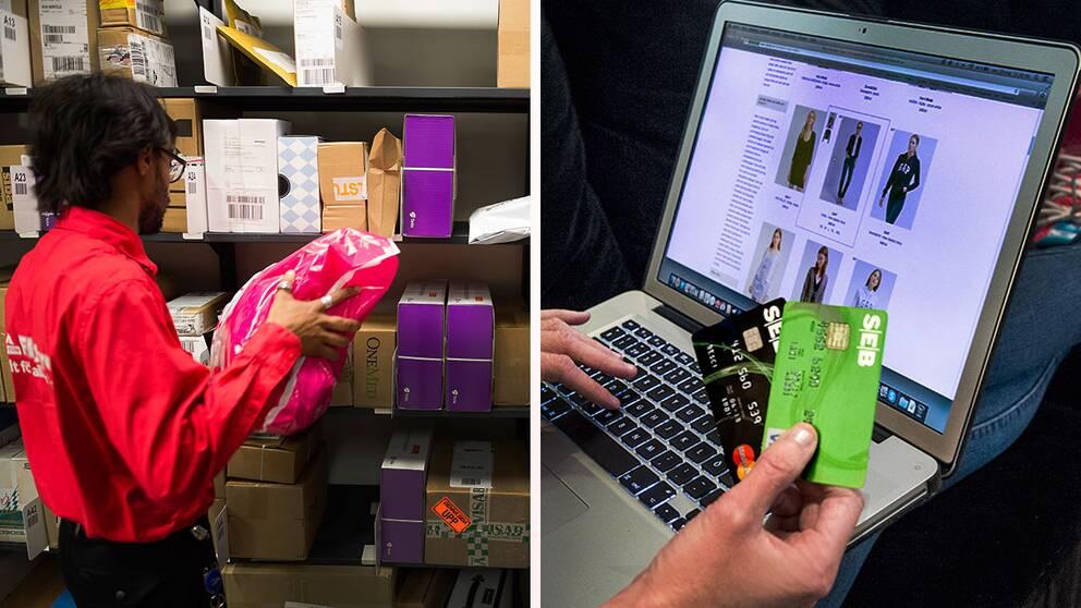 Näthandeln ökar – byggvaror allt populärare