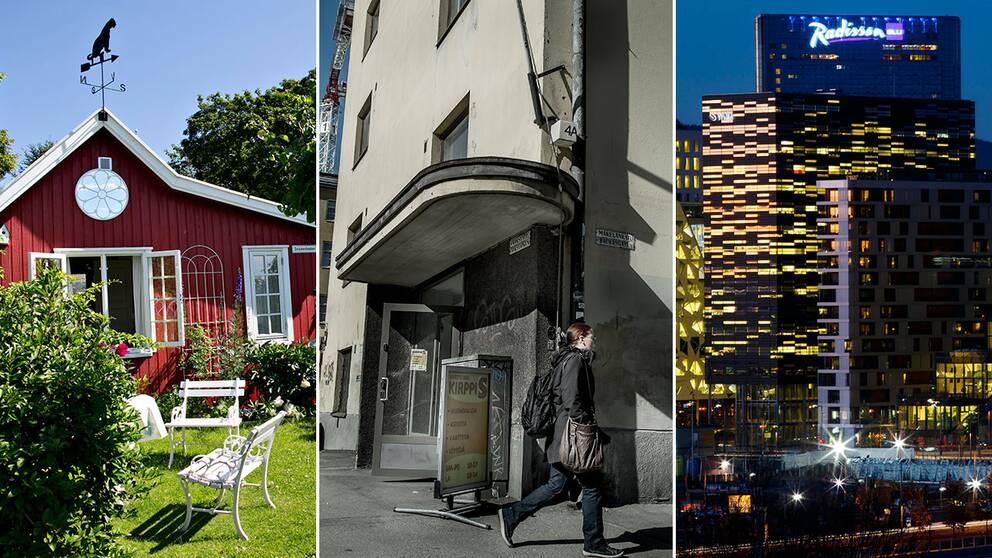 Bostadsmarkanden ser olika ut i de nordiska länderna.