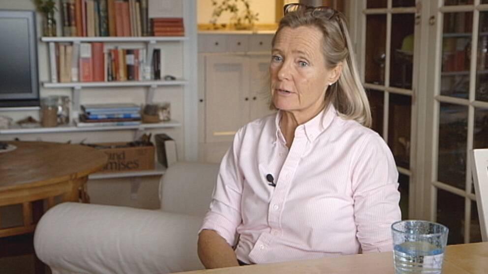 Ingrid André tvingades att betala dubbla priset