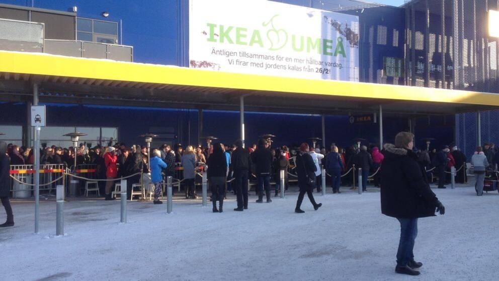 Ikea invigs.