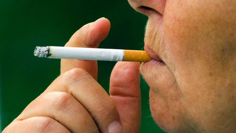 Röker cigarett