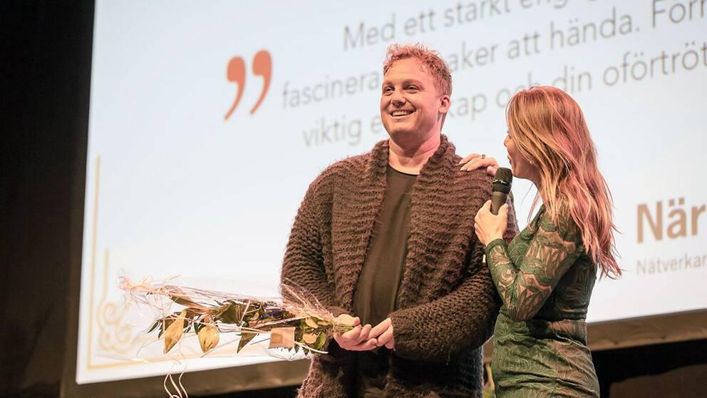 Teaterprofilen Kålle Gunnarsson