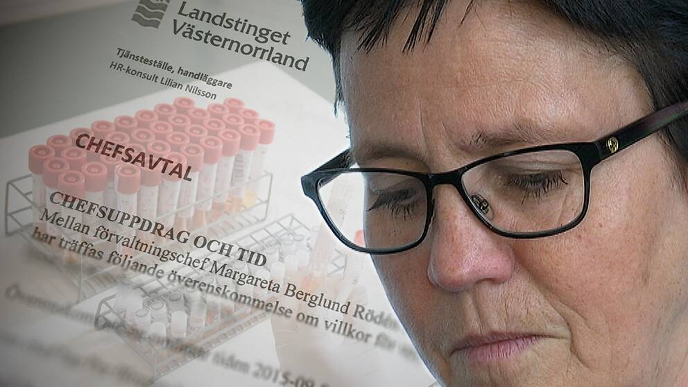 Margareta Berglund Rödén