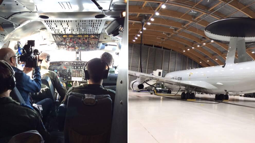 SVT Nyheter fick vara med när militärövningen Cold Response gick av stapeln i Norge.