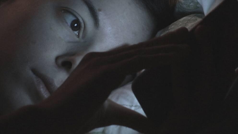 Sju av tio har ibland svårt att sova och det är framförfallt yngre som sover allt sämre.