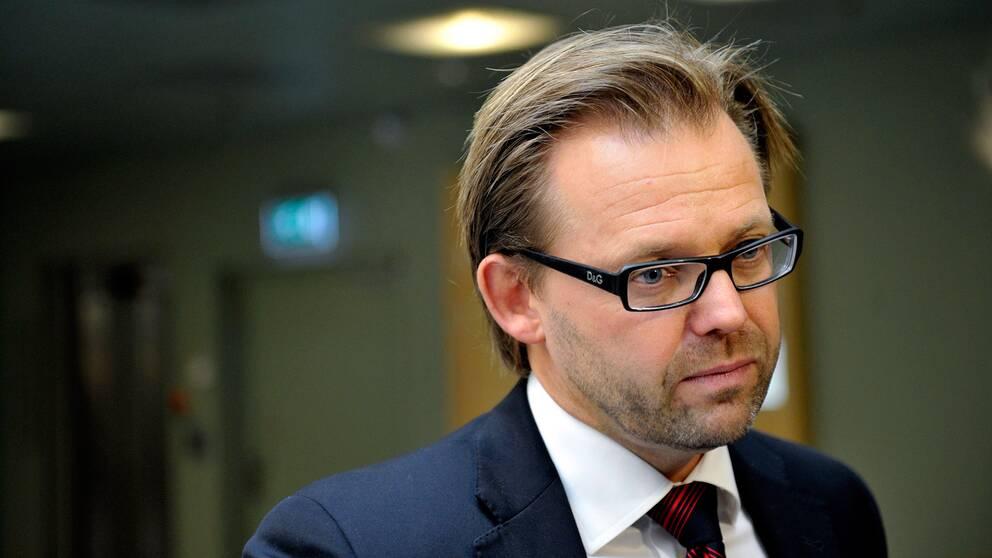 Nerijus Bilevicius nye advokat Björn Hurtig.