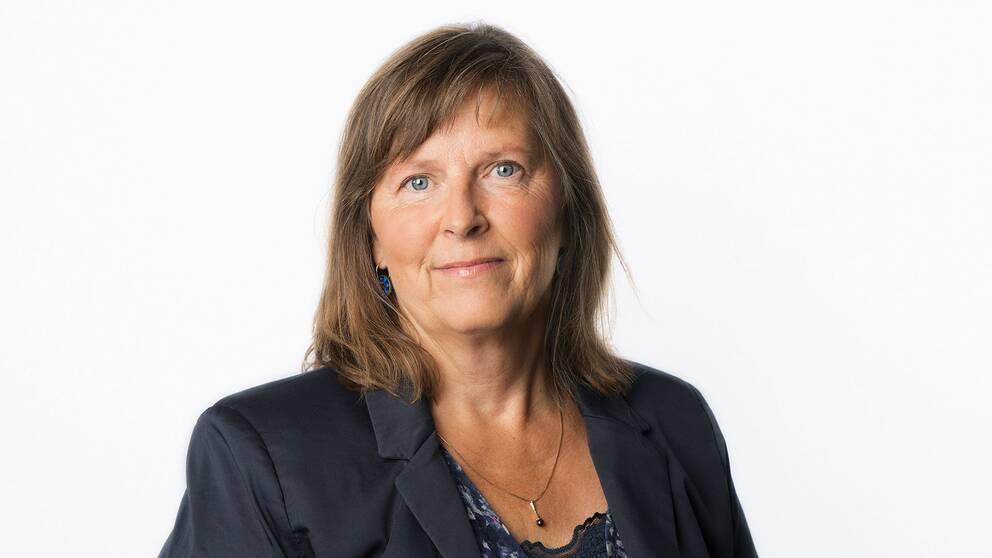 Sveriges Radios Rysslandskorrespondent Maria Persson Löfgren.