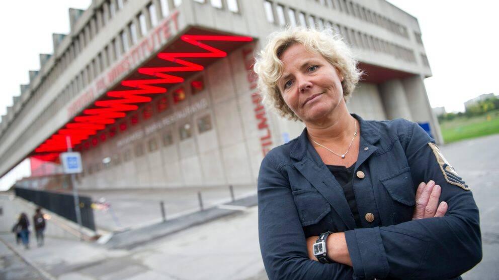 Svenska Filminstitutets vd Anna Serner.