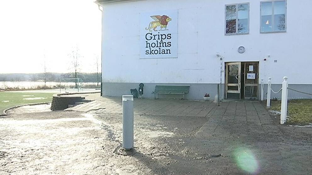 Gripsholmsskolan i Mariefred