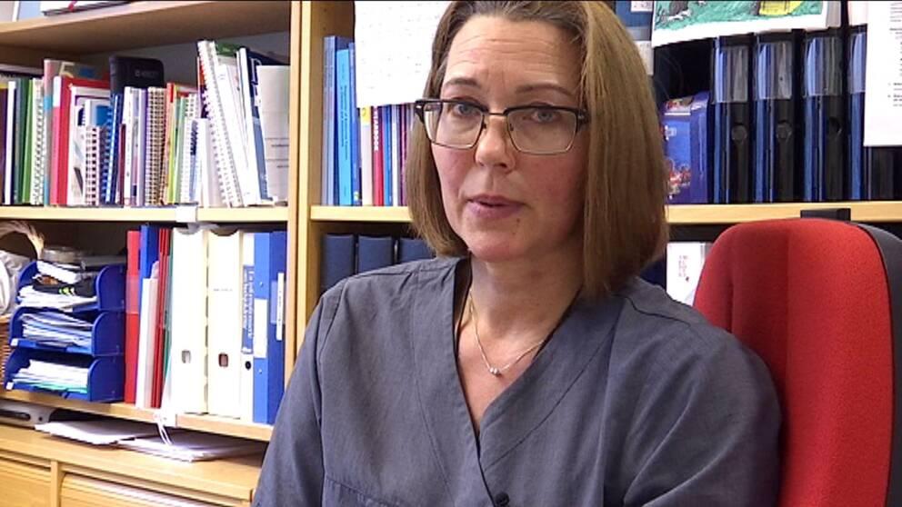 Mona Jakobsson, diabetesteamet Västmanland