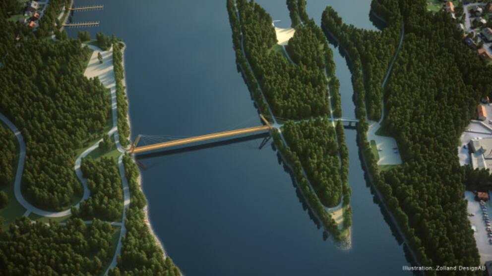 Umeå kommun bro