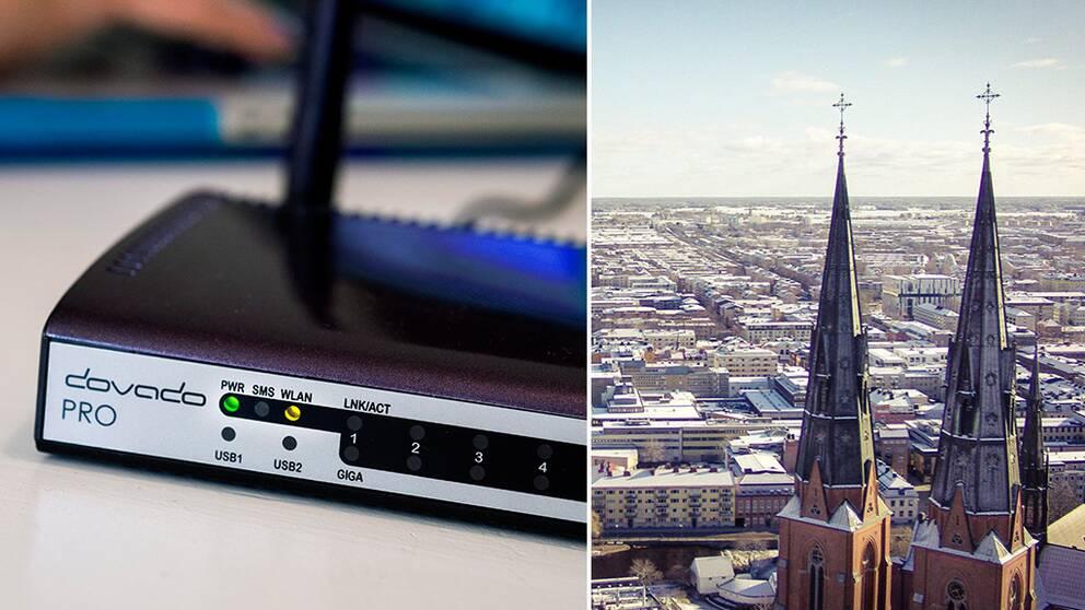 fiber eller mobilt bredband