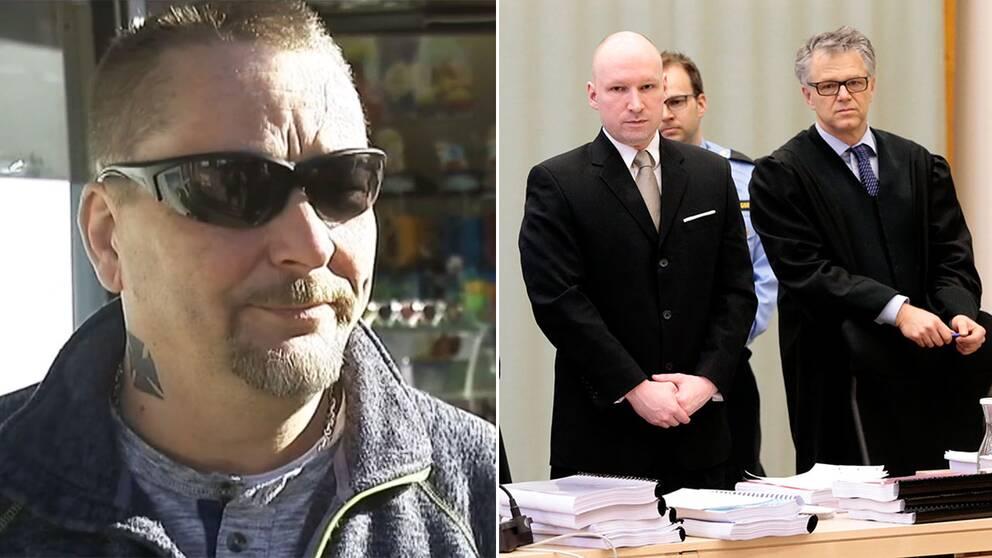 Björn Petersen är trött på Anders Behring Breivik.