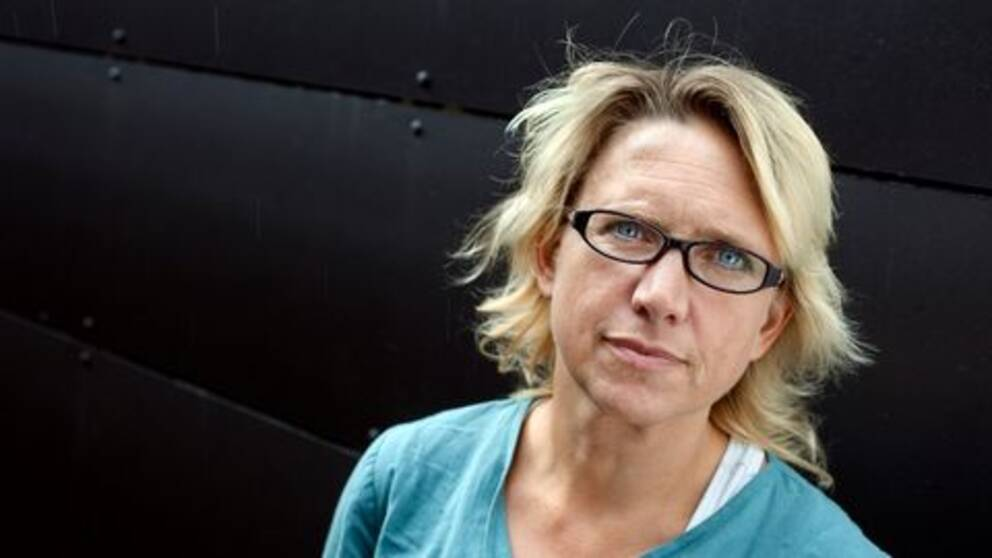 Uppdrag gransknings Nadja Yllner.