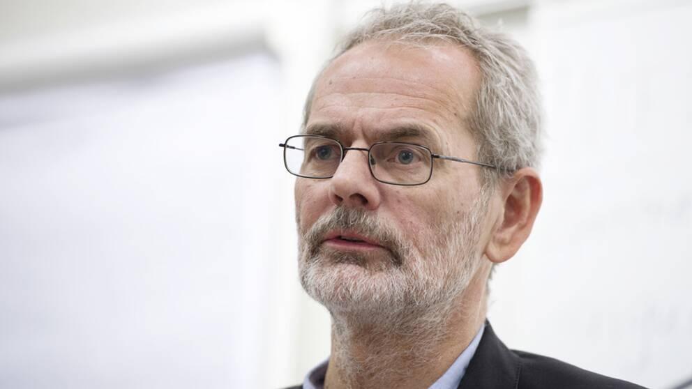 Anders Ferbe, förbundsordförande IF Metall. Arkivbild.