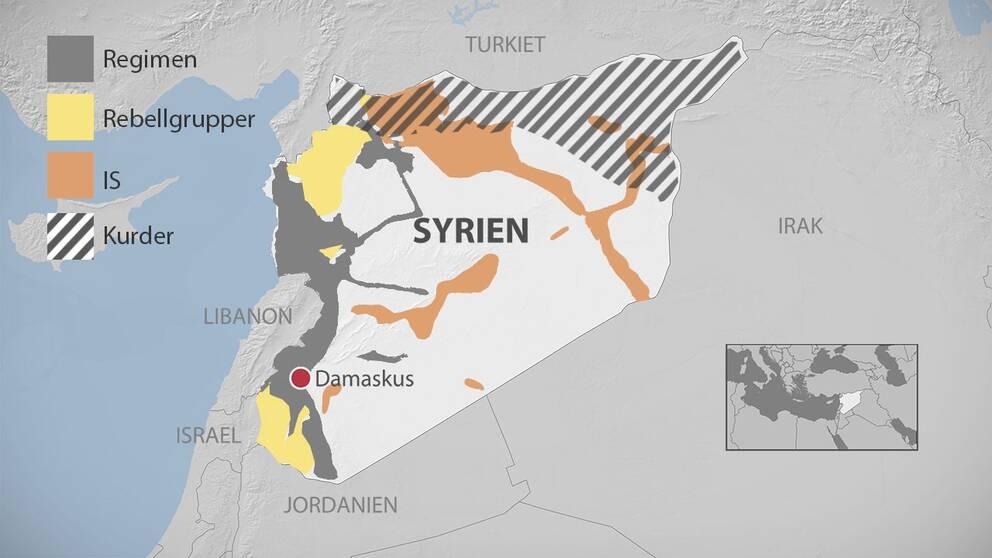 Irakiska kurder bildar regering