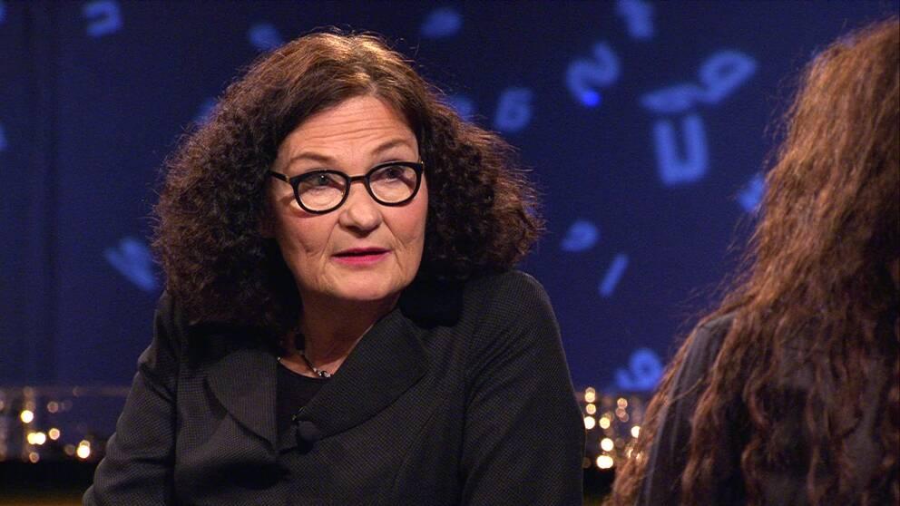 Ebba Witt-Brattström i Babel