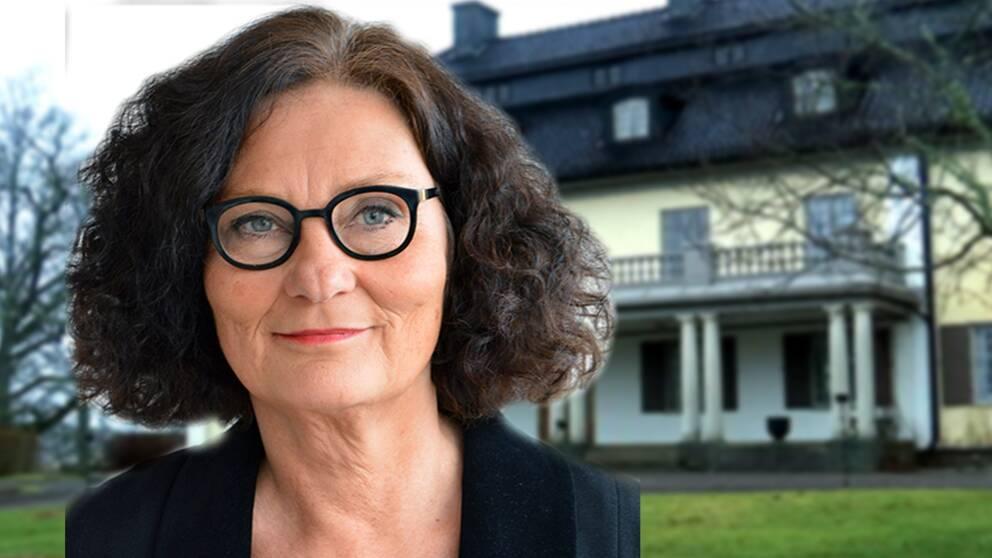 Mårbackapris till Ebba Witt-Brattström