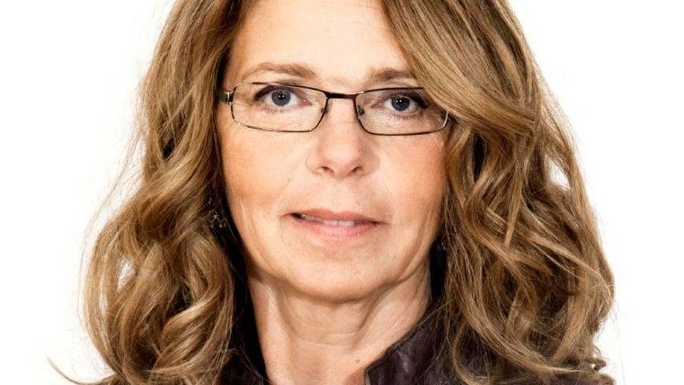 Hyresgästföreningens förbundsjurist Susanne Skogsberg