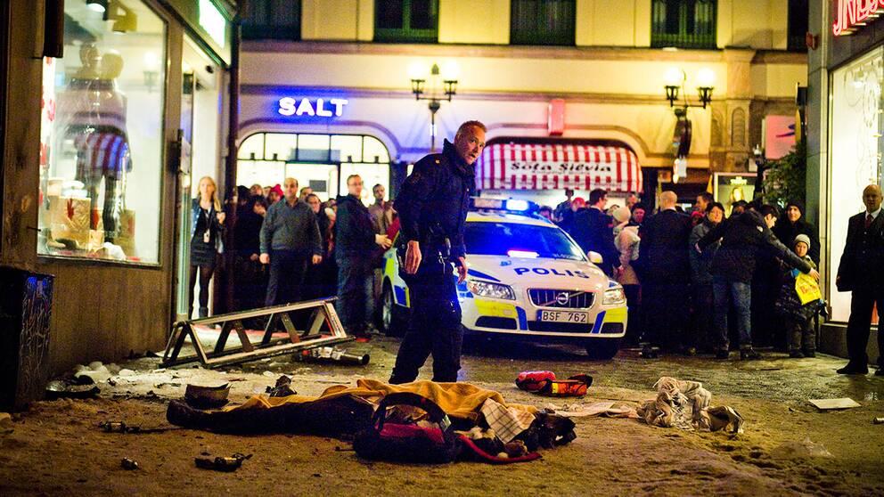 Sjalvmordsbombare hotar med nya attentat 2