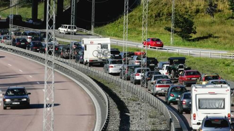 Påsken är en av de mest olycksdrabbade helgerna i trafiken