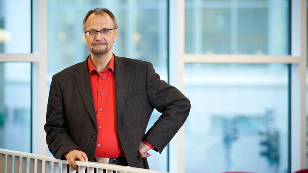 Ulf Bjereld, S-märkt statsvetare vid Göteborgs Universitet