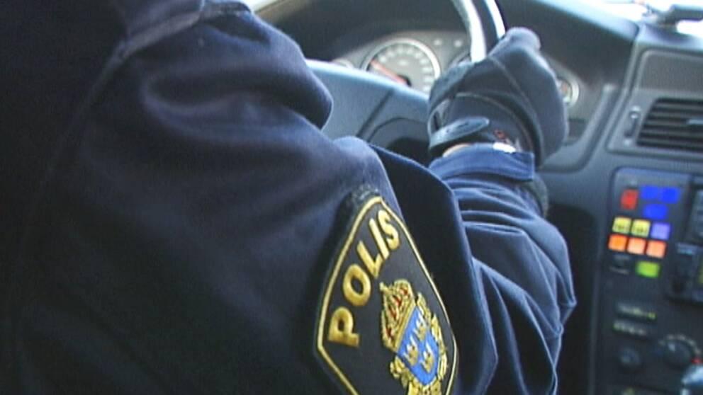 polis, polisbil