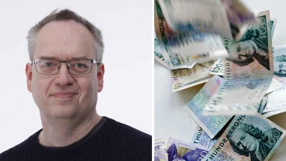 Erik Wångmar, statsvetare på Linnéuniversitetet.