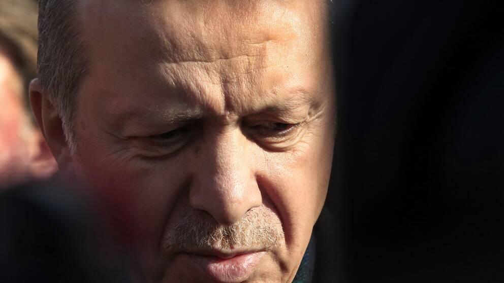 President Erdoğan är rasande över en tysk tv-satir
