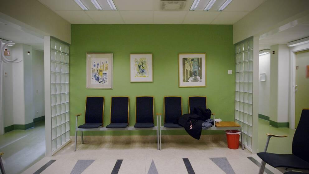 Väntrum sjukhus