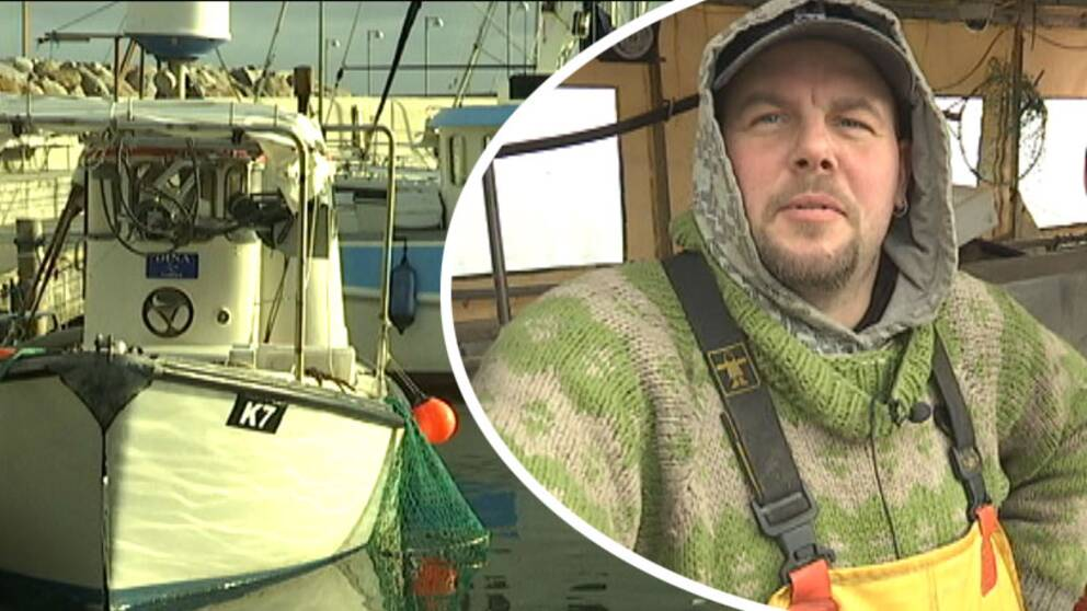 – De allra flesta kustfartyg har försvunnit, de har sålt sina kvoter, säger fiskaren Max Christensen.