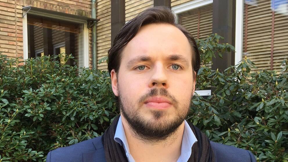 August Mazetti-Nissen är chockad över nedläggningen.