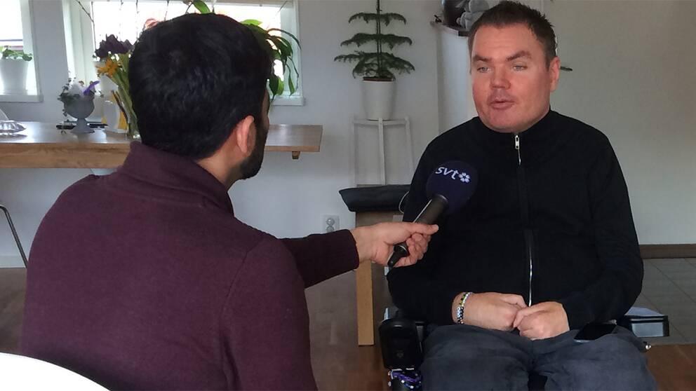 Hovrätten dömde idag Andreas Thörn för att han självmedicinerat med cannabis mot nervsmärtor när inga andra läkemedel hjälpt.