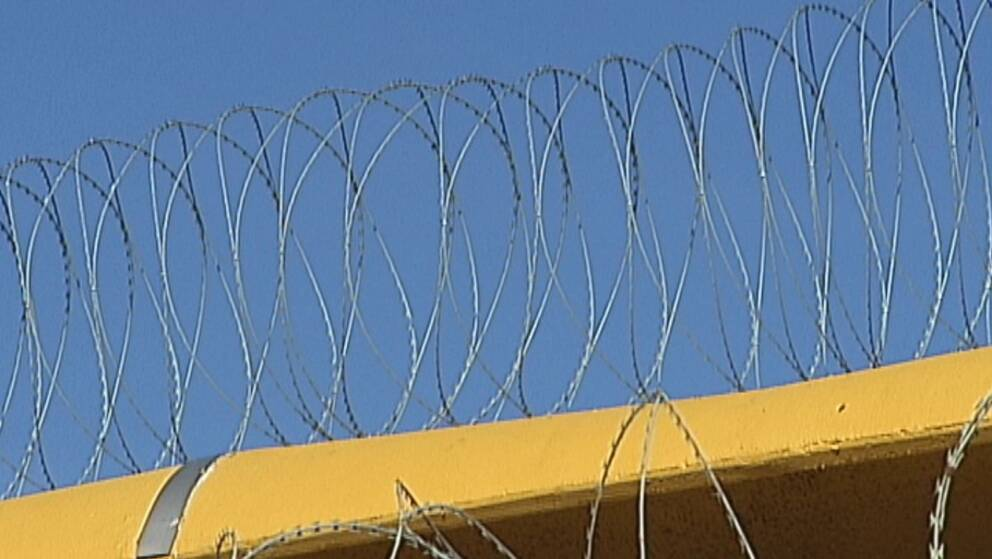 En fånge vid anstalten i Halmstad fick fel medicin.