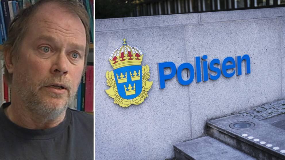 Dennis Töllborg. Polismyndigheten