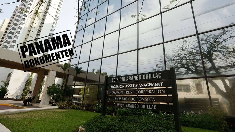 En bild på byggnaden där advokatbyrån Mossack Fonseca.
