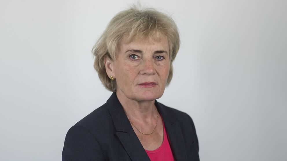 Kerstin Holm, inrikespolitisk reporter på SVT.
