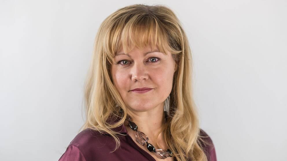 Josefin Lennen Merckx, medicinreporter på SVT