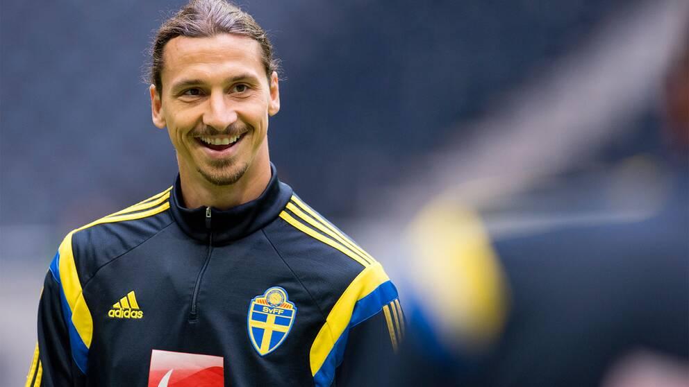 Zlatan Ibrahimovc tror Janne Andersson blir en bra förbundskapten