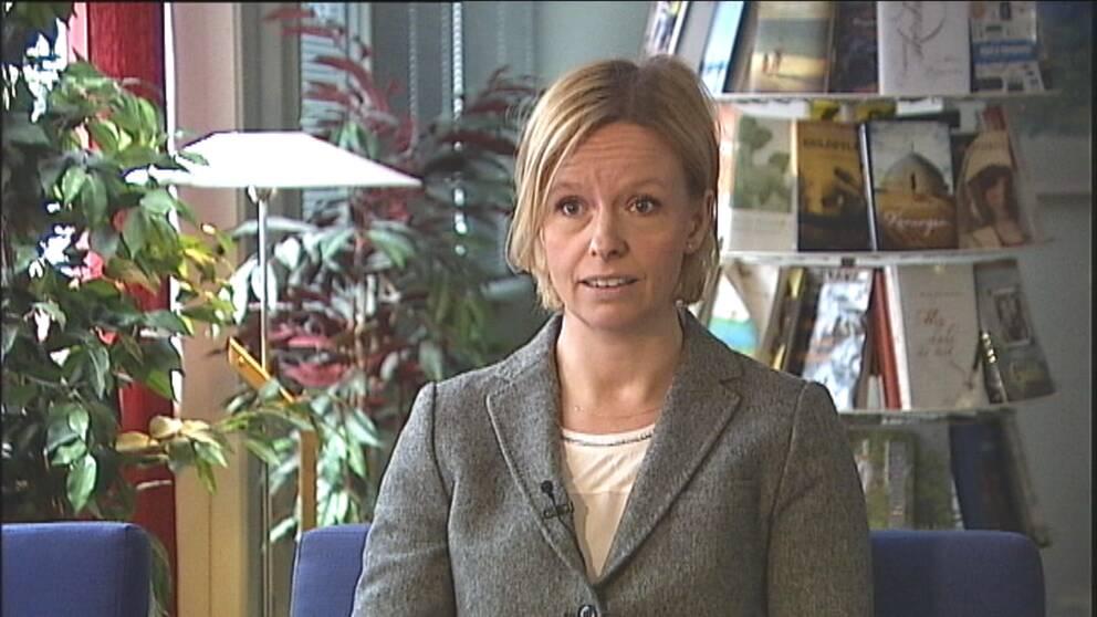 Annica Sandström statsvetare
