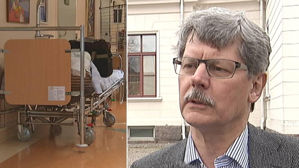 hälso- och sjukvårdschef Jörgen Striem.