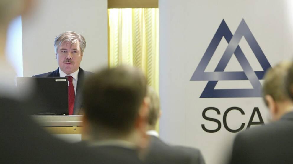 Jan Åström var vd för SCA 2004, året då affären genomfördes.
