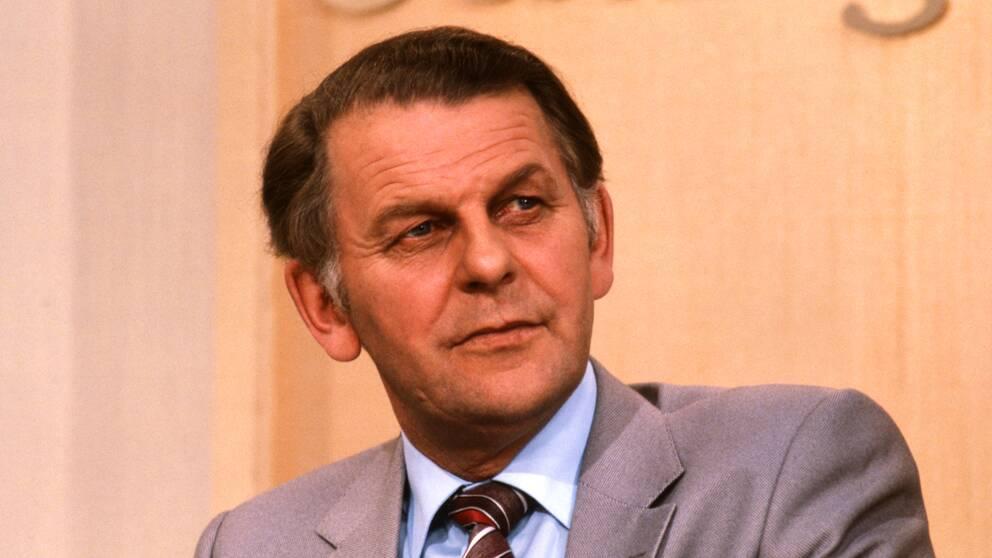 Tidigare statsministern Thorbjörn Fälldin (C)