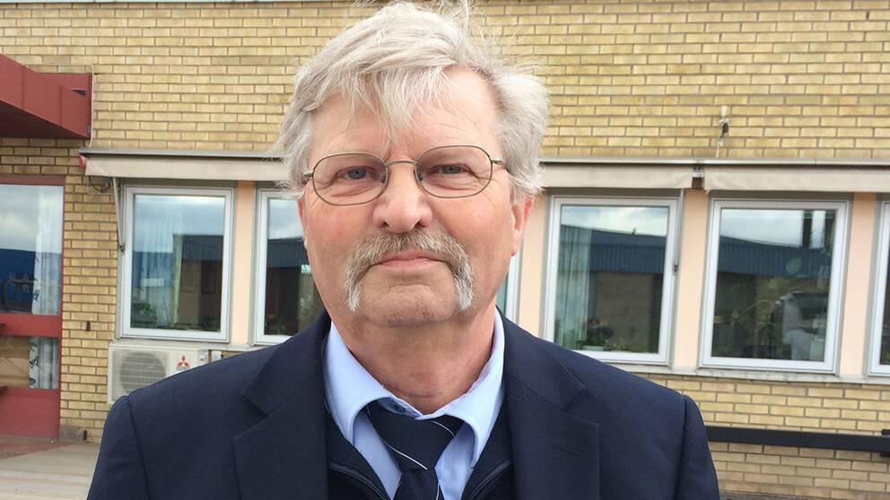Per Lundqvist, arbetsmiljöombud, Dalatrafik.